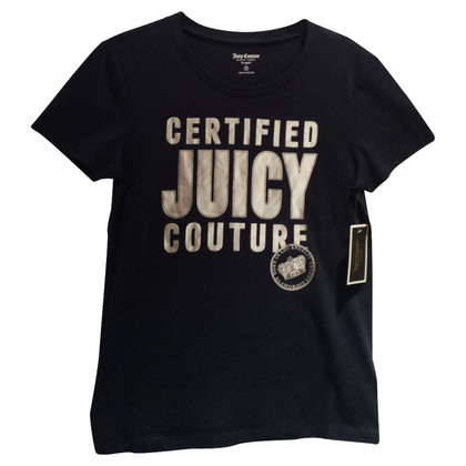 Juicy Couture top with JC Print