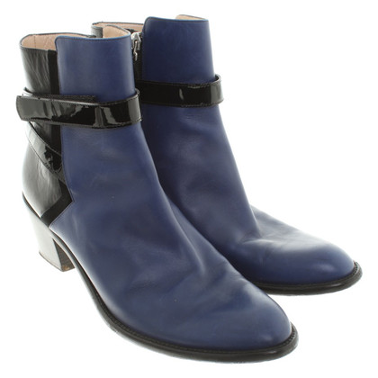 Lala Berlin Ankle boots in Bicolor