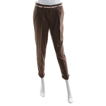 Elisabetta Franchi Pantaloni a Brown