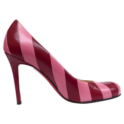 Christian Louboutin Pumps with stripes