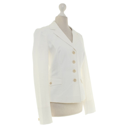 Prada Blazer in white