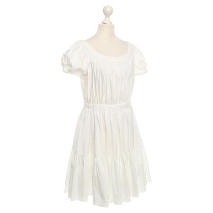 Miu Miu Dress in white
