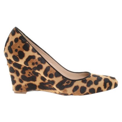 J. Crew pumps with wedge heel