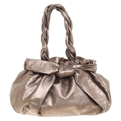 Furla Borsa color oro