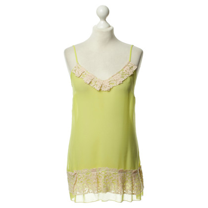 Pinko Top in green