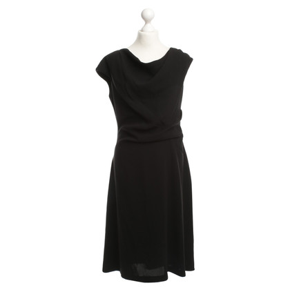 Max Mara Cocktailkleid in Schwarz