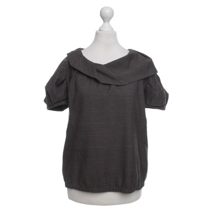 Louis Vuitton Bluse mit Muster