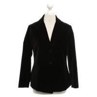 Etro Velvet giacca in nero