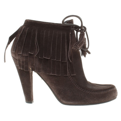 Gucci Ankle boots in brown