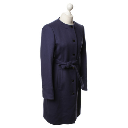 Hugo Boss Cappotto in viola