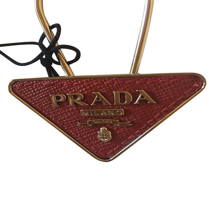 Prada key Chain