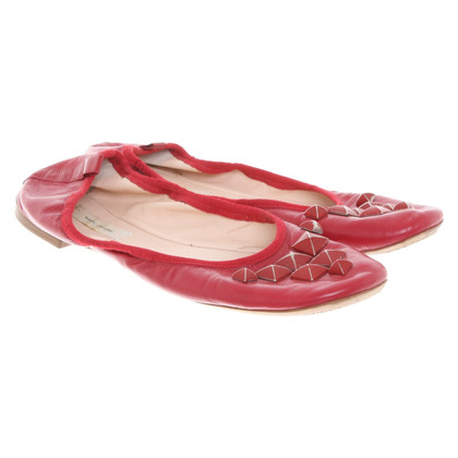 Marc Jacobs Ballerine in rosso