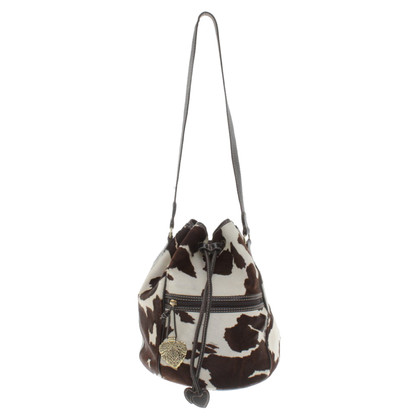 Moschino Cowhide shoulder bag