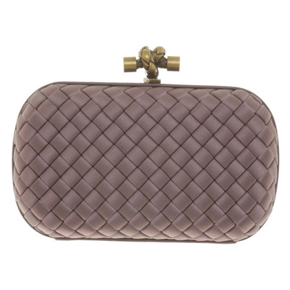 "Bottega Veneta ""Knot Bag"" in purple"