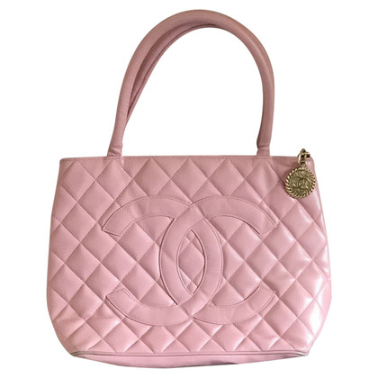 "Chanel ""Medallion Tote Bag"""