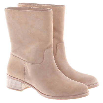 Michael Kors Wildleder-Boots