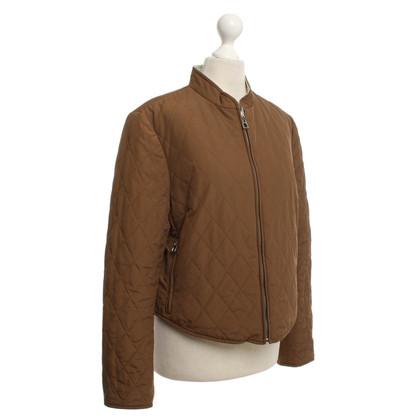 Hermès Reversing jacket in brown / cream