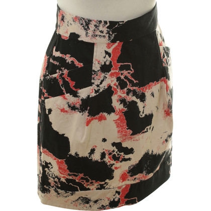 French Connection skirt print
