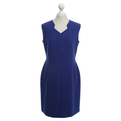 Hugo Boss Elegante jurk in Royal Blue