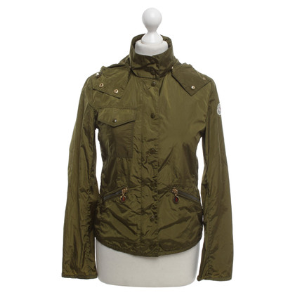 Moncler Giacca a Olive