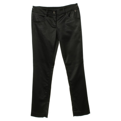 John Galliano Hose in Schwarz