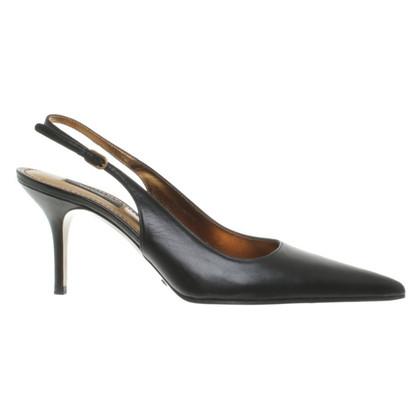 Dolce & Gabbana Slingbacks in black