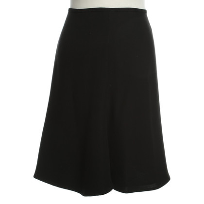 Armani Railways skirt in black
