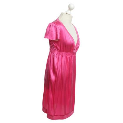 Set Kleid in Pink