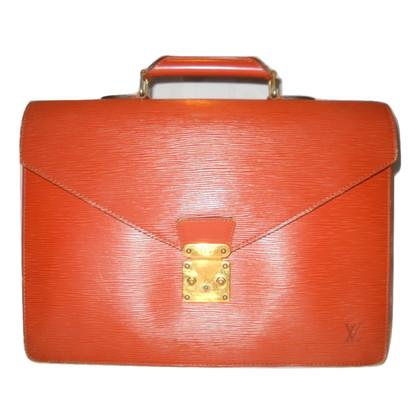 """Louis Vuitton """"Conseiller EPI' in arancione"""