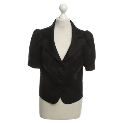 Juicy Couture Short-Blazer in Black