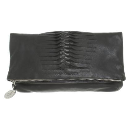 Calvin Klein clutch in black