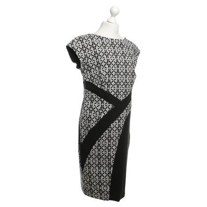 Escada Sheath dress with pattern
