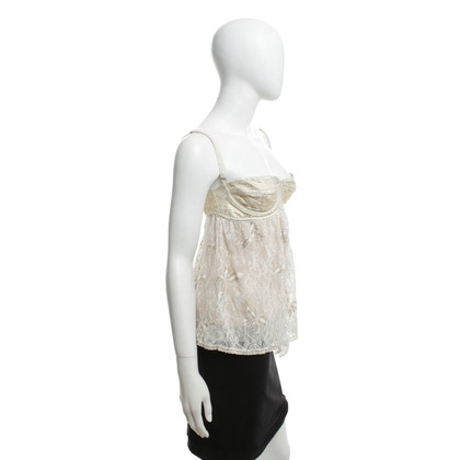 D&G top with lace