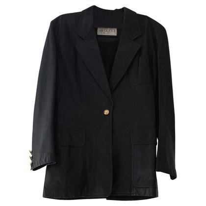 Gucci Leren jas