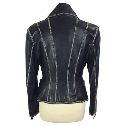 Karl Lagerfeld Vintage Leather Jacket