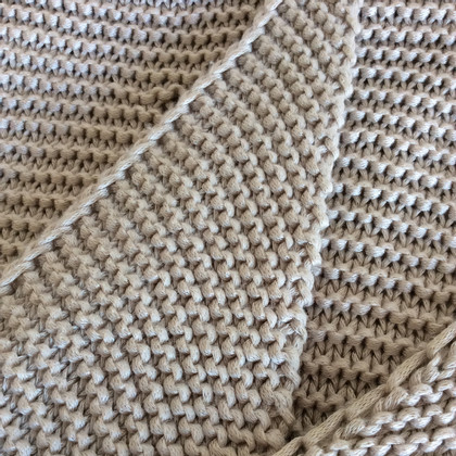 Riani Strickschal in Beige