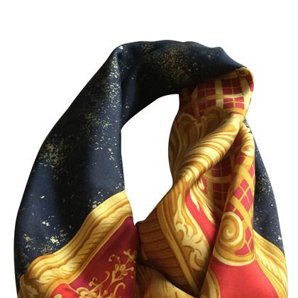 Ferre sciarpa di seta