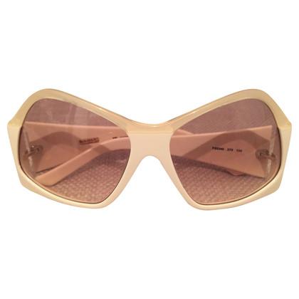 Fendi Beige sunglasses