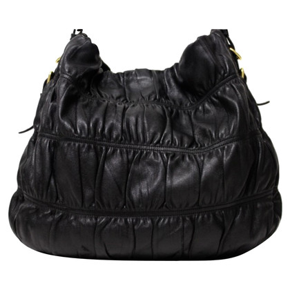 Prada Shoulder bag in black