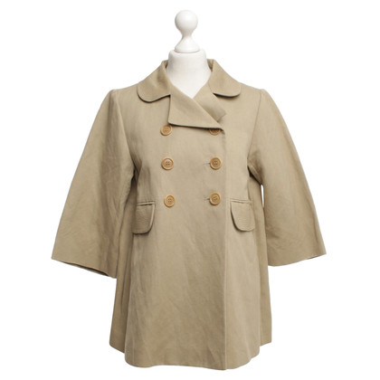 Chloé Jacket in beige color