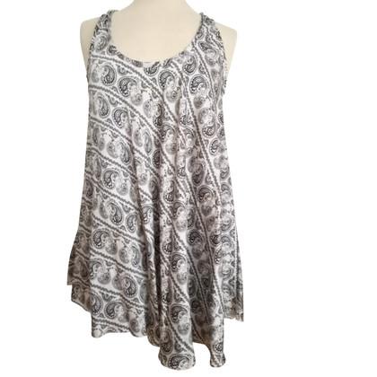 Balmain Kleid mit Muster