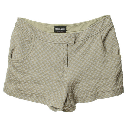 Armani Shorts with pattern