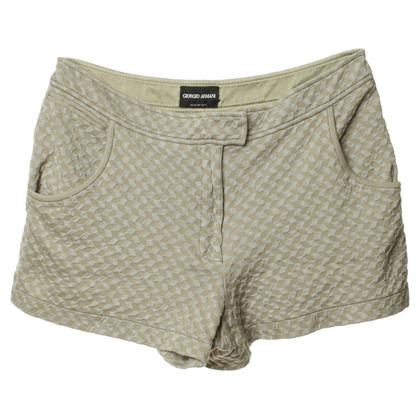 Armani Shorts mit Muster