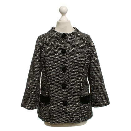 Marc Jacobs Jacket in black and white