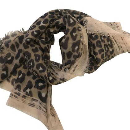 Jimmy Choo Leopard Stole