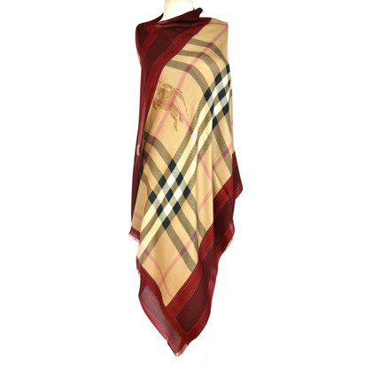 Burberry Scarf with cashmere