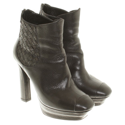 Bottega Veneta Boots in zwart