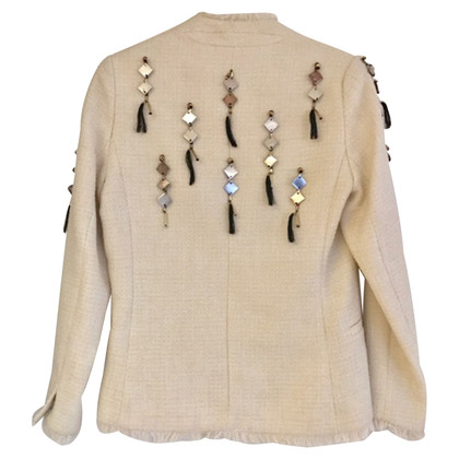 By Malene Birger Blazer in Off-white