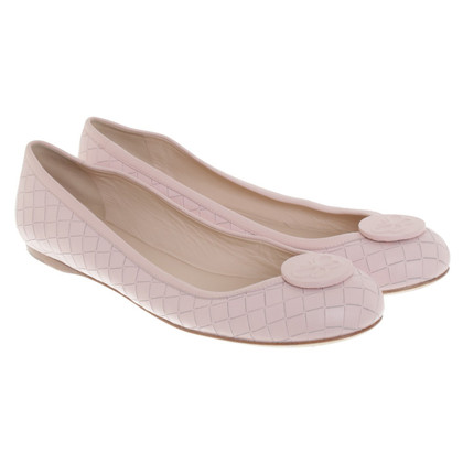 Bottega Veneta Ballerinas in Nude