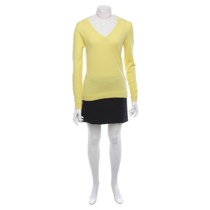 Bogner Sweater in yellow
